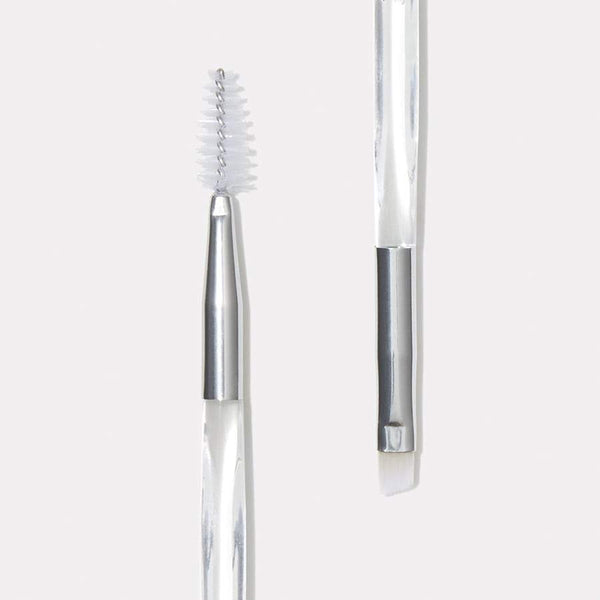 Beautifully Precise Dual-Sided Eyebrow Brush