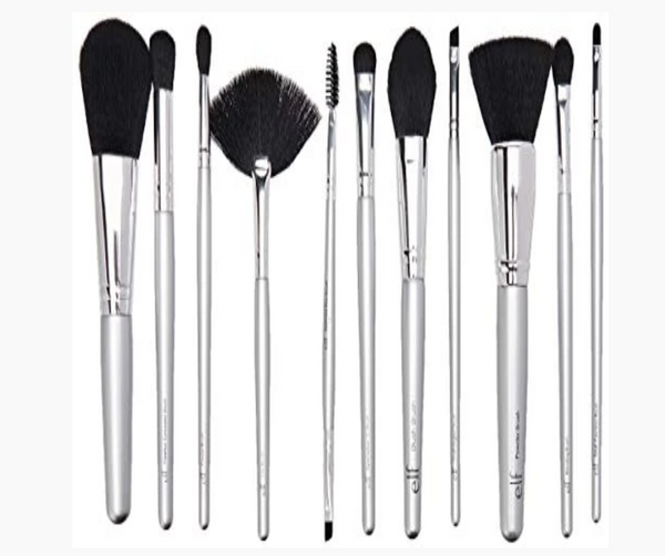 ELF 11 Piece Brush Collection