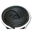 Rubber Door And Window Seal Bubble Gasket - Black - R9726 (Per Meter)