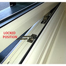 UPVC Window Restrictor. Child Lock Restrictor Hook Safety Catch