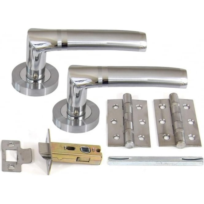 Internal Door Handle Pack. Handles, Hinges, Latch PBX2010