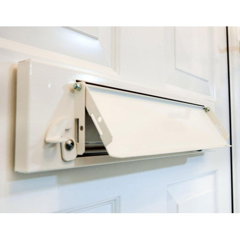 Flaplock Letterbox Lock - Extra Security For Existing Letter Plate