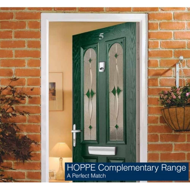 Premium Quality Letterplate - Hoppe Complementary Range