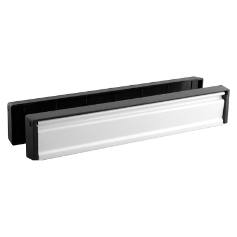 Slimlline uPVC Door Letterbox Anti Snap