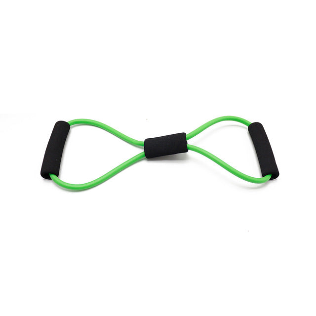 Resistance Band Crossfit Training