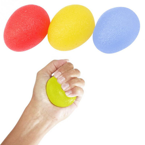 Silicone Egg Forearm Strengthener