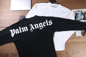 Palm Angels 18SS Back Print Long Sleeve Tee
