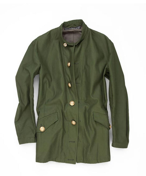 Men's Olive - CXD Military Jacket
