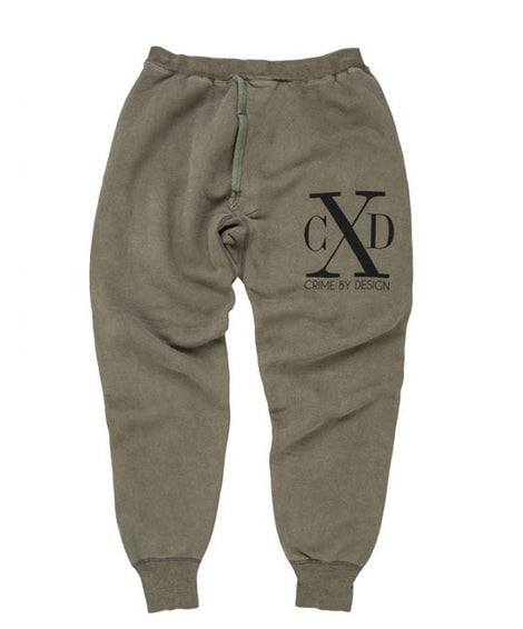 Men's Olive - CXD Sweatpants