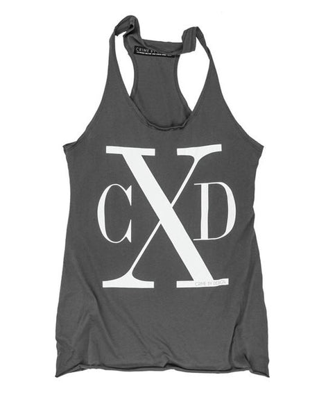 Women's Grey - CXD Tank