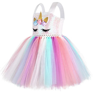 Sequin Tutu Dress set
