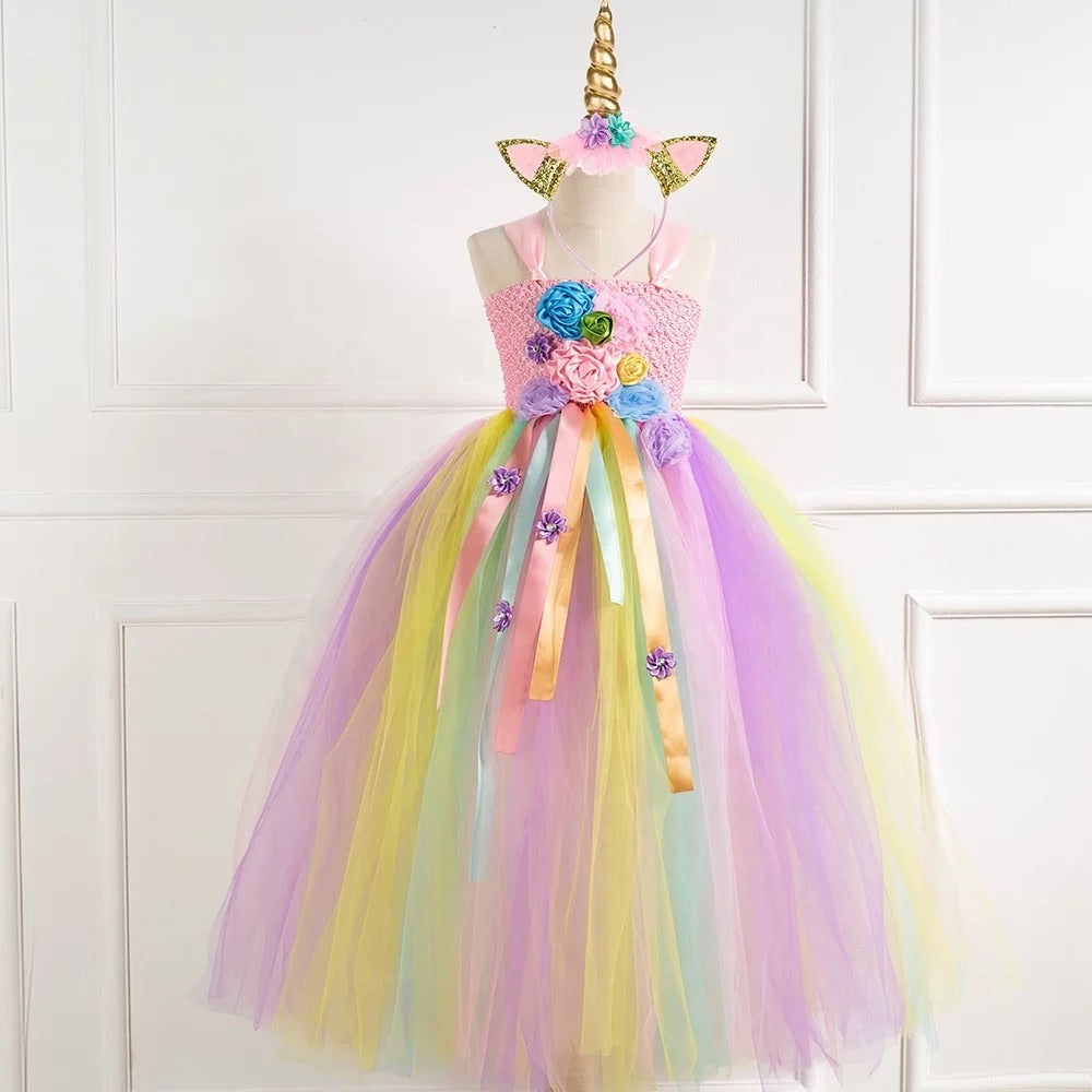 Unicorn Tutu Dress set