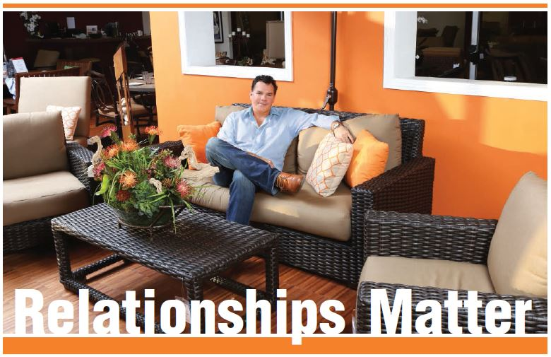 Relationships Matter: Sunset West Featured in Hearth & Home