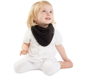 The Mum 2 Mum bandana wonder bib is ideal for babies who drool. 100% cotton towelling is very absorbent. The close-fitting neck means there are no leaks. The bright colours are appealing to both parents and infants. This bandana wonder bib is the perfect baby shower or newborn gift