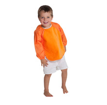 Load image into Gallery viewer, Sleeved Wonder Bib- Small