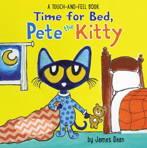 Time for Bed, Pete the Kitty (Board Book)