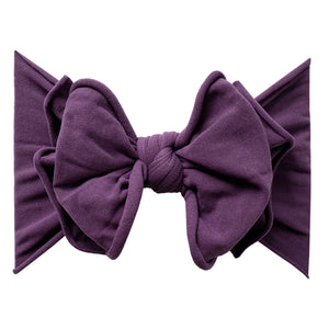 Baby Bling FAB-BOW-LOUS: Plum