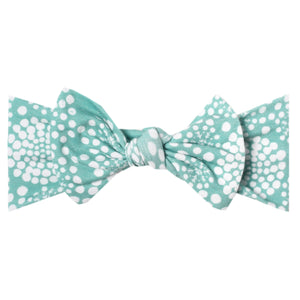 Jane Knit Headband Bow