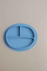 Silicone Suction Plate-Slate