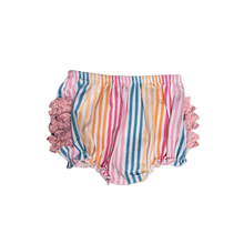 Load image into Gallery viewer, Daydream Stripe Knit RuffleButt