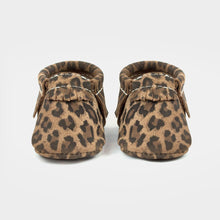 Load image into Gallery viewer, Leopard Moccasins