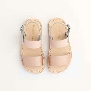 Freshly Picked Sanibel Sandal (Rose Gold/Blush)