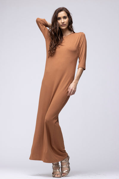 Robe Slide Noisette