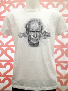 18-26-CLINT-EASTWOOD JHK - STREET STYLE PRINT stampa personalizzata