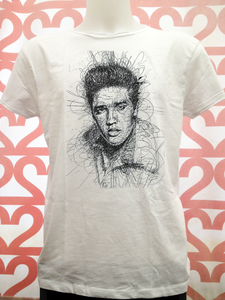 18-48-ELVIS-PRESLEY JHK - STREET STYLE PRINT stampa personalizzata