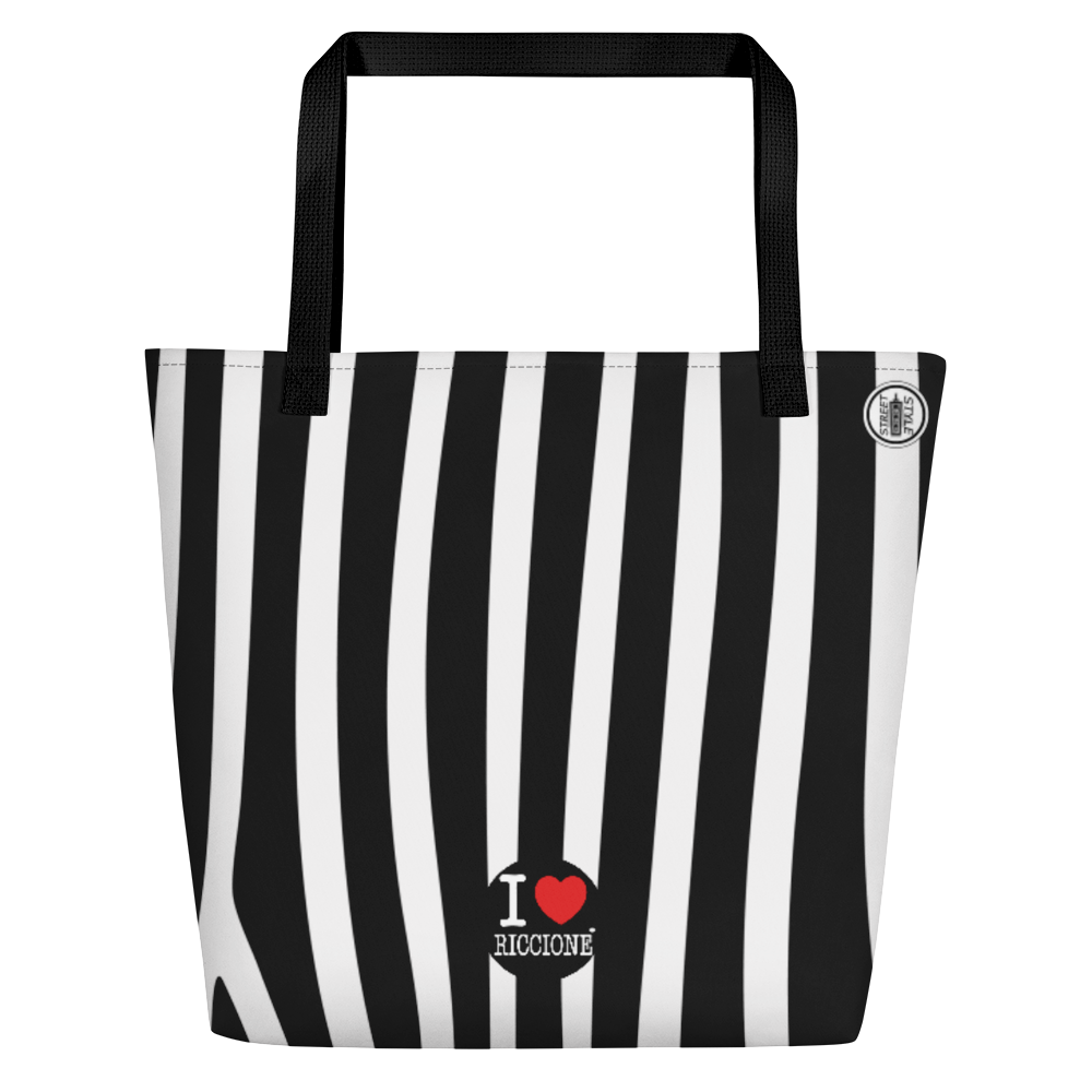 I LOVE RICCIONE Beach Bag