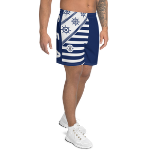 I LOVE RICCIONE Men's Athletic Long Shorts