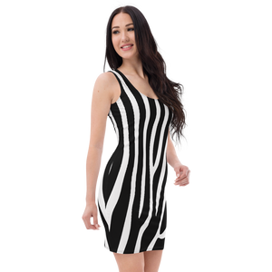 I LOVE RICCIONE Sublimation Cut & Sew Dress