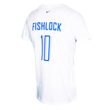 Women's Slash Player T-Shirt: Fishlock