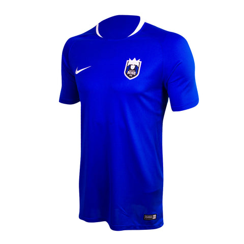 Kids Authentic Blue Reign FC Training Top