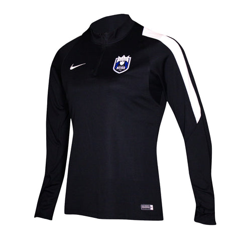 Women's Black Authentic 2016 Reign FC Training Jacket