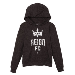 Youth Hooded Long Sleeve T