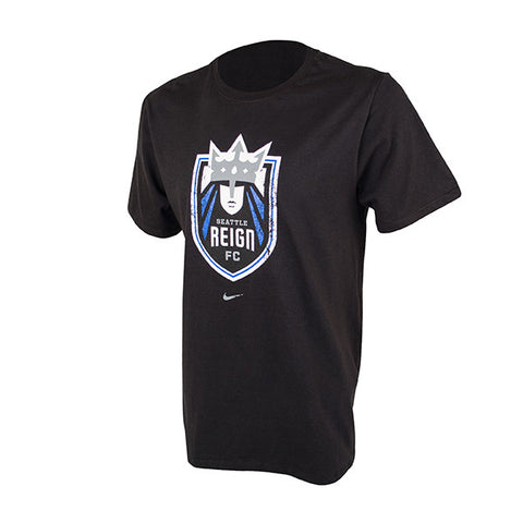 Men's Distressed Shield T-Shirt