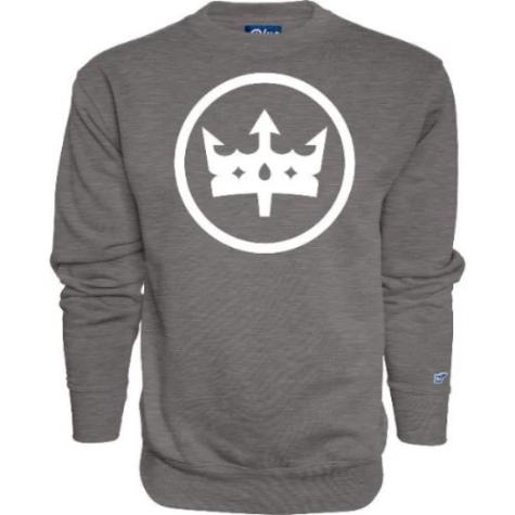 Crown Crew Neck Sweatshirt