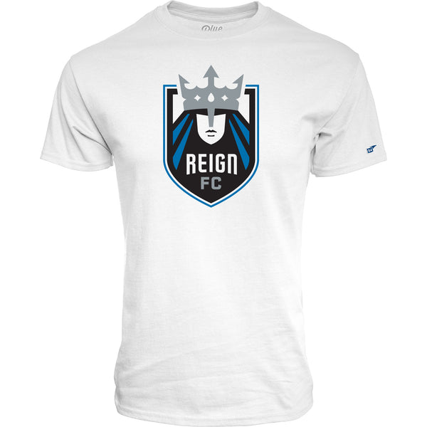White Reign FC Shield Tee