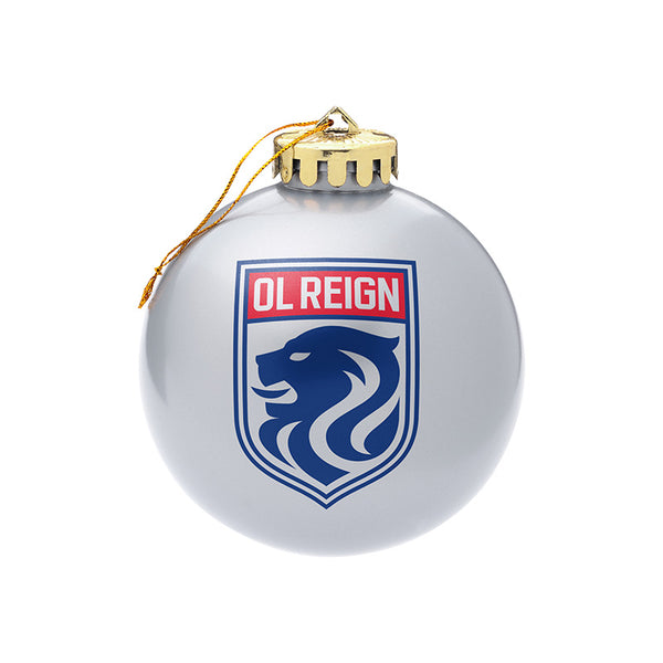 OL Reign Holiday Ornament