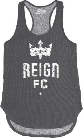Gray Reign Women's Crown Tank