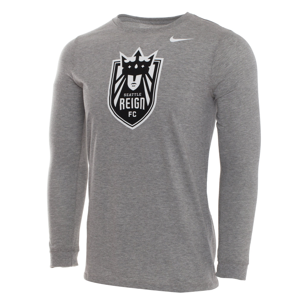 Kids Long-Sleeved Shirt with Shield