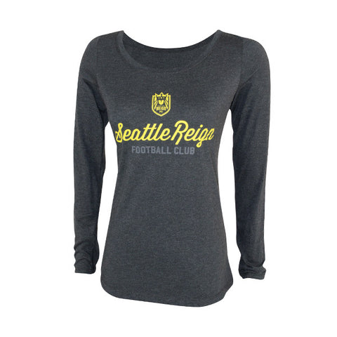 Women's Long-Sleeved Comfy Scoop