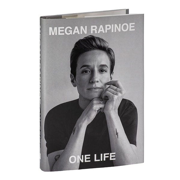 One Life - Megan Rapinoe (Hardcover)