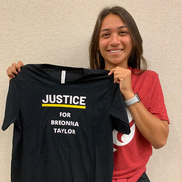Justice For Breonna Taylor T-Shirt - Nild