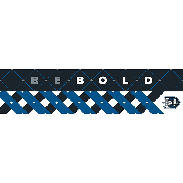Reign FC Be Bold Scarf