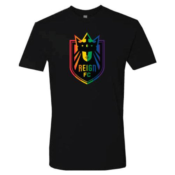 Reign FC Pride Shield Tee