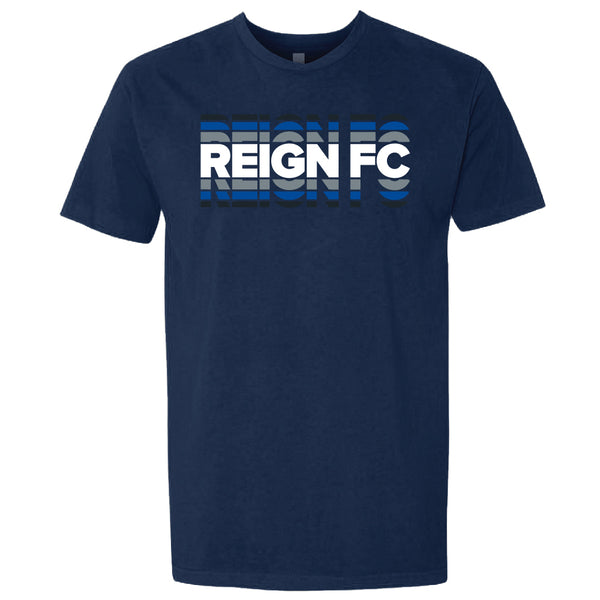 Navy Reign Vibrate Tee