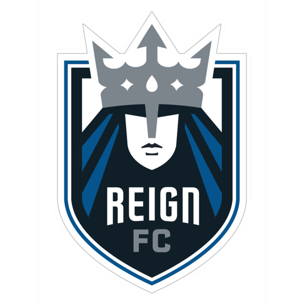 Reign FC Shield Sticker