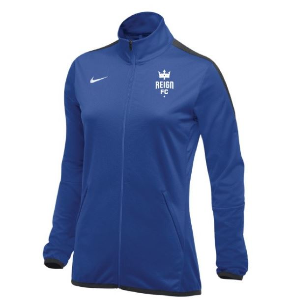 Reign FC Women's Nike Epic Zip Up